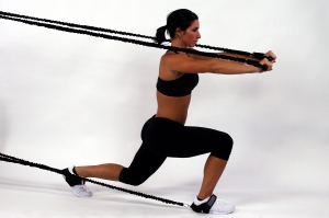 ExcelCord Lunge Press