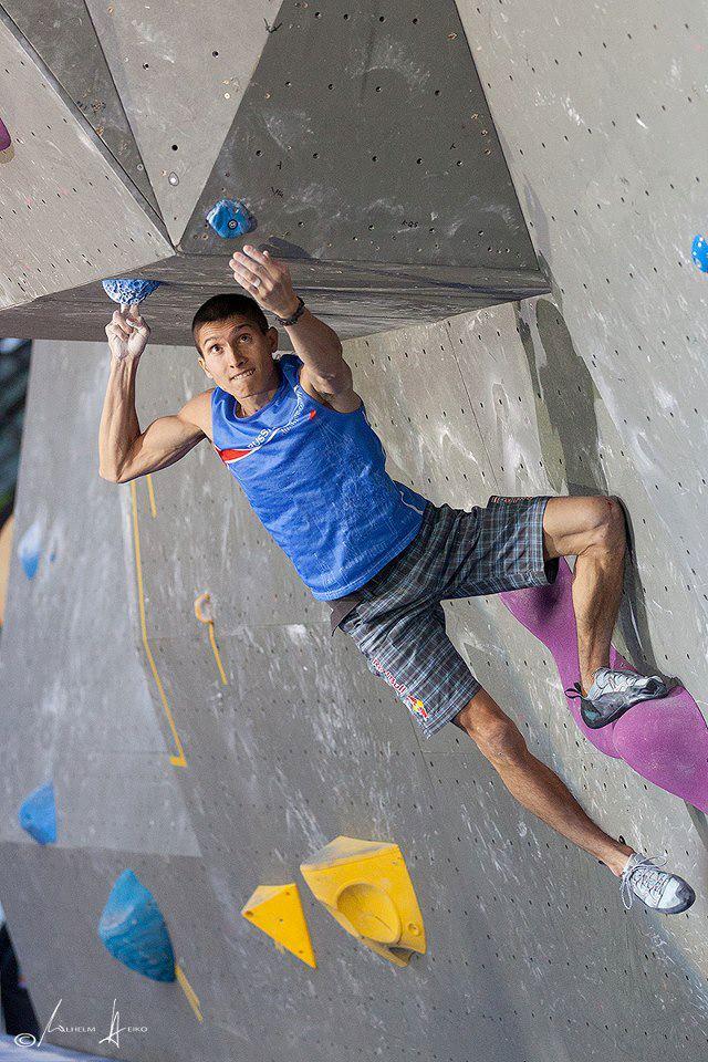 Sport Climbing (via http://Facebook.com/sportclimbing2020)