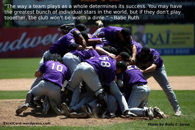 Babe Ruth Monday Motivation