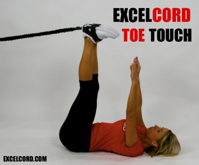 Toe Touch A