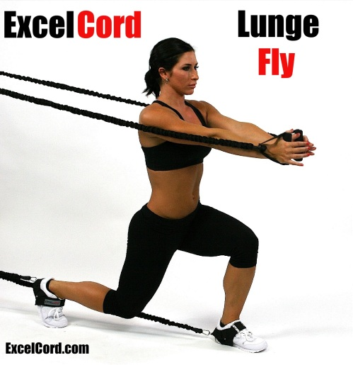 ExcelCord Lunge Fly