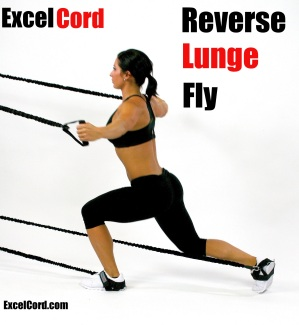 ExcelCord Reverse Lunge Fly